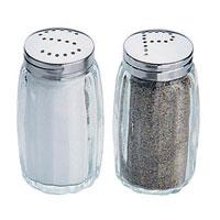 Набор Tescoma: солонка и перечница. 654006654006Набор Tescoma, состоящий из солонки и перечницы, изготовлен из первоклассной нержавеющей стали и стекла. Солонка и перечница легки в использовании: стоит только перевернуть емкости, и Вы с легкостью сможете поперчить или добавить соль по вкусу в любое блюдо.Дизайн, эстетичность и функциональность набора позволят ему стать достойным дополнением к кухонному инвентарю. Характеристики: Материал:стекло, сталь. Высота емкости: 7 см. Диаметр основания: 3,5 см. Производитель:Чехия. Артикул:654006.