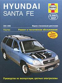 Тим Имхофф и Джон X. Хейнес Hyundai Santa Fe 2001-2006. Ремонт и техническое обслуживание