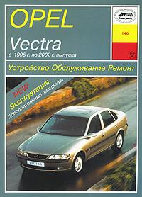 П. С. Рябов Opel Vectra с 1995 г. по 2002 г. выпуска. Устройство, обслуживание, ремонт