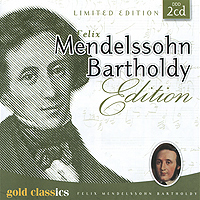 Felix Mendelssohn-Bartholdy Edition. Limited Edition (2 CD) sound natural smile chinese edition