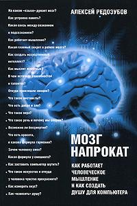 Алексей Редозубов Мозг напрокат. Как работает человеческое мышление и как создать душу для компьютера