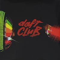 Daft Punk Daft Punk. Daft Club (2 LP) color club набор лаков poptastic remix mini gift set 4 лака