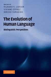 The Evolution of Human Language: Biolinguistic Perspectives (Approaches to the Evolution of Language) the bombs that brought us together