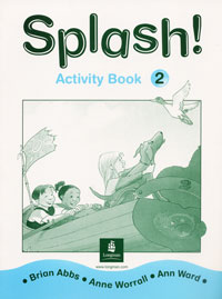 Splash! Activity Book 2 easy learning speak french with cdx2