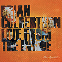 Brian Culbertson.  Live From The Inside (CD + DVD) The Verve Music Group,ООО