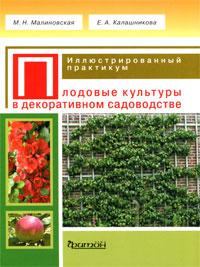 М. Н. Малиновская, Е. А. Калашникова Плодовые культуры в декоративном садоводстве