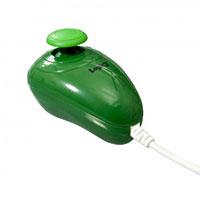 Мини контроллер Funchuk для игровой системы Nintendo Wii (зеленый)