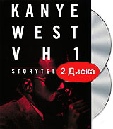 VH1 Storytellers + Kanye West (DVD + CD) moser protect black фен профессиональный