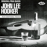 John Lee Hooker. Original Folk Blues