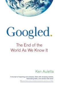 Googled: The End of the World As We Know It hard boiled wonderland and the end of the world