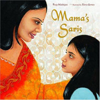 Mama's Saris family look mother daughter long dresses matching mother daughter clothes dress lace cotton bohimian mother daughter outfits