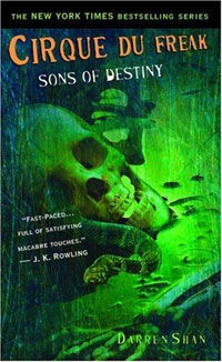 Cirque Du Freak: Sons of Destiny skateboard freak abec 5