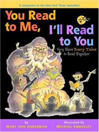 Купить You Read to Me, I'll Read to You: Very Short Scary Tales to Read Together