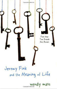 Jeremy Fink and the Meaning of Life keys to the castle