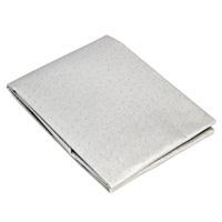 Чехол для гладильной доски Metaltex со специальным покрытием, 140 х 55 см41.83.12Чехол для гладильной доски Metaltex со специальным антипригарным покрытием предназначен для защиты или замены изношенного покрытия гладильной доски. Чехол снабжен стягивающим шнуром, при помощи которого Вы легко отрегулируете оптимальное натяжение чехла и зафиксируете его на рабочей поверхности гладильной доски.Этот качественный чехол обеспечит Вам легкое глажение. Характеристики:Материал чехла: хлопок, полиэстер. Размер чехла: 140 см x 55 см. Размер доски, на которую предназначен чехол: 132 см x 47 см. Изготовитель: Италия.