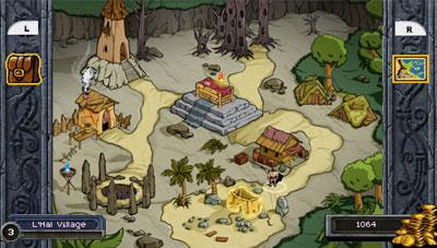 Puzzle Chronicles (PSP) Konami