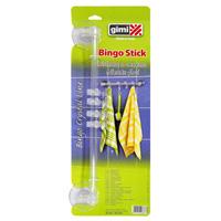 Вешалка настенная Bingo Stick, 46 см17760500Настенная вешалка для полотенец Bingo Stick выполнена из прозрачного пластика. На вешалке есть 4 крючка. Расстояние между крючками можно регулировать. Вешалка надежно крепится к стене при помощи специальных присосок. На вешалку можно вешать полотенца или любые другие вещи. Такая вешалка отлично подойдет к интерьеру вашей кухни. Характеристики: Материал: пластик. Длина вешалки: 46 см. Производитель: Италия. Артикул: 17760500.