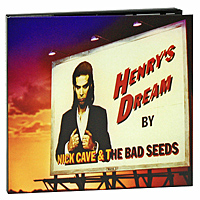 Ник Кейв,The Bad Seeds Nick Cave & The Bad Seeds. Henry's Dream (CD + DVD) yes yes in the present live from lyon 2 cd dvd