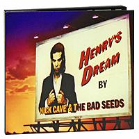 Ник Кейв,The Bad Seeds Nick Cave & The Bad Seeds. Henry's Dream (CD + DVD) ричард томпсон richard thompson live at the bbc 3 cd dvd