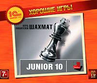 Хорошие игры. Клуб любителей шахмат: Junior 10 карта памяти 128 гб для телефона