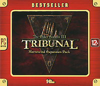 Bestseller. The Elder Scrolls III: Tribunal игра софтклаб the elder scrolls iii morrowind game of the year edition