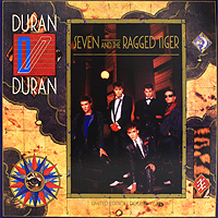 Duran Duran Duran Duran. Seven And The Ragged Tiger (2 LP) phil collins dance into the light 2 lp