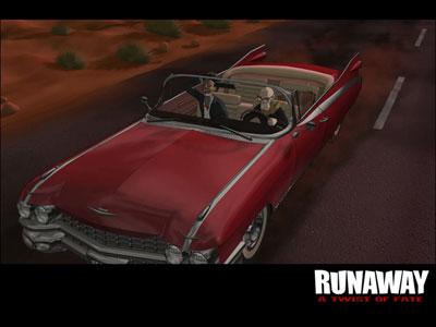 Runaway 3: Поворот судьбы Pendulo Studios