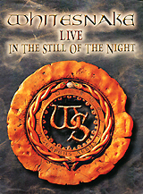 Whitesnake: Live In The Still Of The Night love is in the hair carving cutting wall sticker
