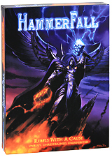 HammerFall: Rebels With A Cause - Unruly, Unrestrained, Uninhibited (DVD + CD) hammerfall rebels with a cause unruly unrestrained uninhibited dvd cd