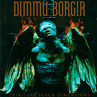 Dimmu Borgir Dimmu Borgir. Spiritual Black Dimensions 8901 dms dimensions dimensions