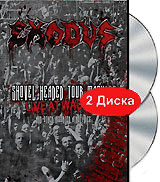 Exodus: Shovel Headed Tour Machine. Live At Wacken & Other Assorted Atrocities (2 DVD) rihanna loud tour live at the o2