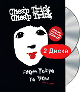 Cheap Trick - From Tokyo To You (DVD + CD)