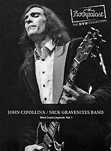 John Cipollina / Nick Gravenites Band in the nick of time