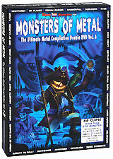 Various Artists: Monsters of Metal - The Ultimate Metal Compilation Vol. 6 (2 DVD) hämatom kiel
