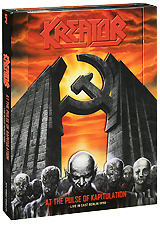 Kreator: At The Pulse Of Kapitulation. Live In East Berlin 1990 (DVD + CD) flag of us