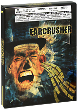 Various Artists: Earcrusher (CD + DVD) knorkator nürnberg
