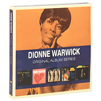 Zakazat.ru Dionne Warwick. Original Album Series (5 CD)