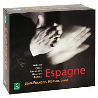 Jean-Francois Heisser. Espagne (6 CD)