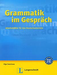 Grammatik im Gesprac...