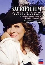 Cecilia Bartoli: Sacrificium чечилия бартоли cecilia bartoli sacrificium deluxe edition 2 cd dvd