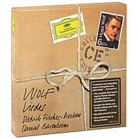 Daniel Barenboim. Wolf. Lieder (6 CD)