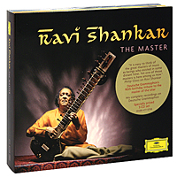 Рави Шанкар,Алла Ракха,Продиот Сен,Сусуми Миашита Ravi Shankar. The Master (3 CD) master photographs – master photgraphs from exhibitions 1959–1967