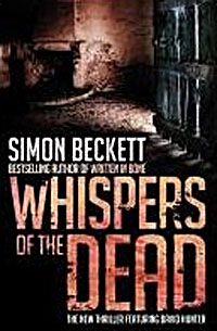Whispers of the Dead whispers in the dark
