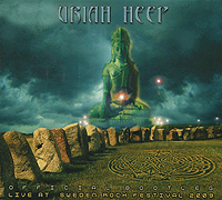 Uriah Heep. Official Bootleg: Live At Sweden Rock Festival 2009