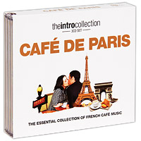 Cafe De Paris - The Intro Collection (3 CD) the jazz cafe 3 cd
