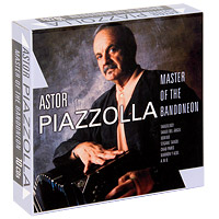 Астор Пьяццолла,Anibal Troilo Orquesta Tipica Astor Piazzolla. The Master Of The Bandoneon (10 CD) тумба neo 390 c slv