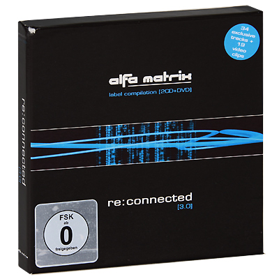 Re: Connected.  3. 0 (2 CD + DVD) Alfa Matrix,Концерн