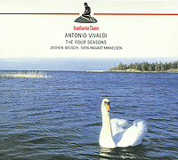Jochen Brusch, Sven-Ingvart Mekkelsen. Vivaldi. The Four Seasons