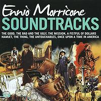 Эннио Морриконе Morricone. Soundtracks (2 CD) эннио морриконе ennio morricone film music 1966 1987 2 cd
