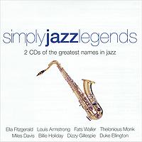 Simply Jazz Legends (2 CD) trad jazz 2 cd